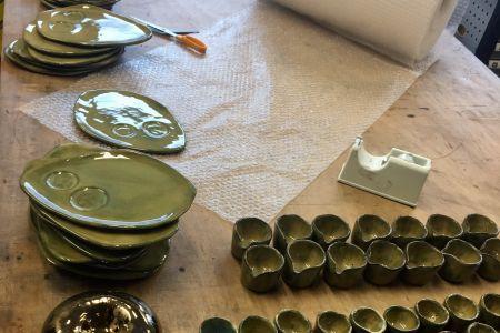 Serviesgoed bespreken Kasteel Kerckebosch, Zeist 7