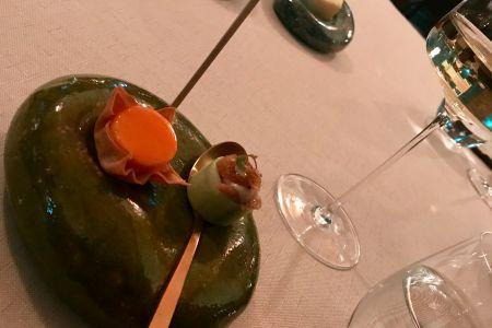 Heerlijk gegeten bij Olivijn in Haarlem