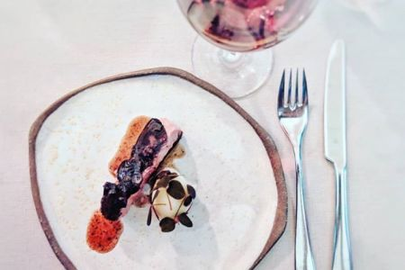 Impressie avond dineren bij restaurant Olivijn, Menno Post 4